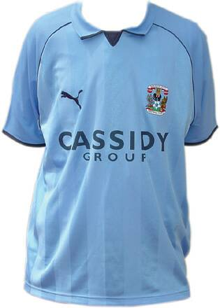 Get your hands on the new city kit coventry mad for Prem league table 99 00